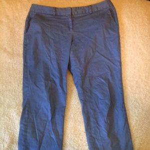 Lands' End cropped pants